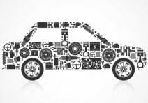 Etablerte bildelbutikker